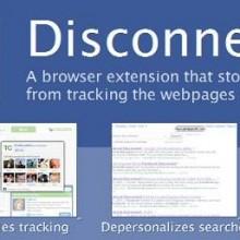 Disconnect, come non fornire i propri dati al Web