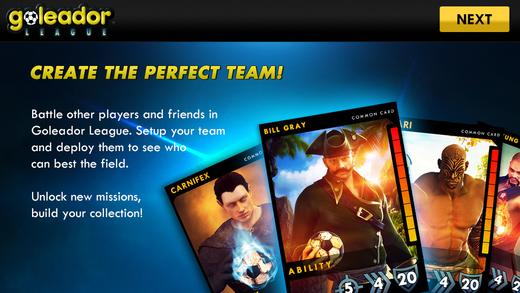 goleador-league-app