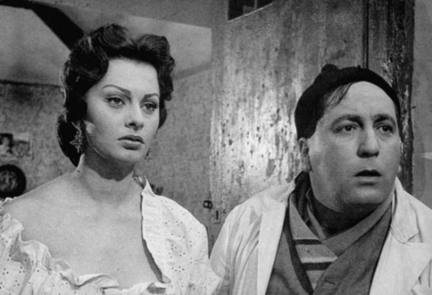 Oro di Napoli - Sophia Loren