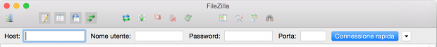 filezilla-login