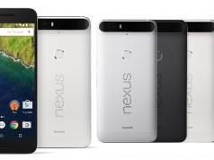 Huawei Nexus 6P scheda tecnica