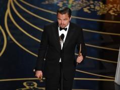 Leonardo DiCaprio Oscar 2016