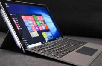 Microsoft Surface Pro 4 scheda tecnica