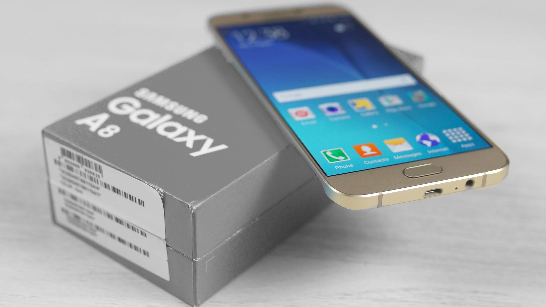 Samsung Galaxy A8 scheda tecnica