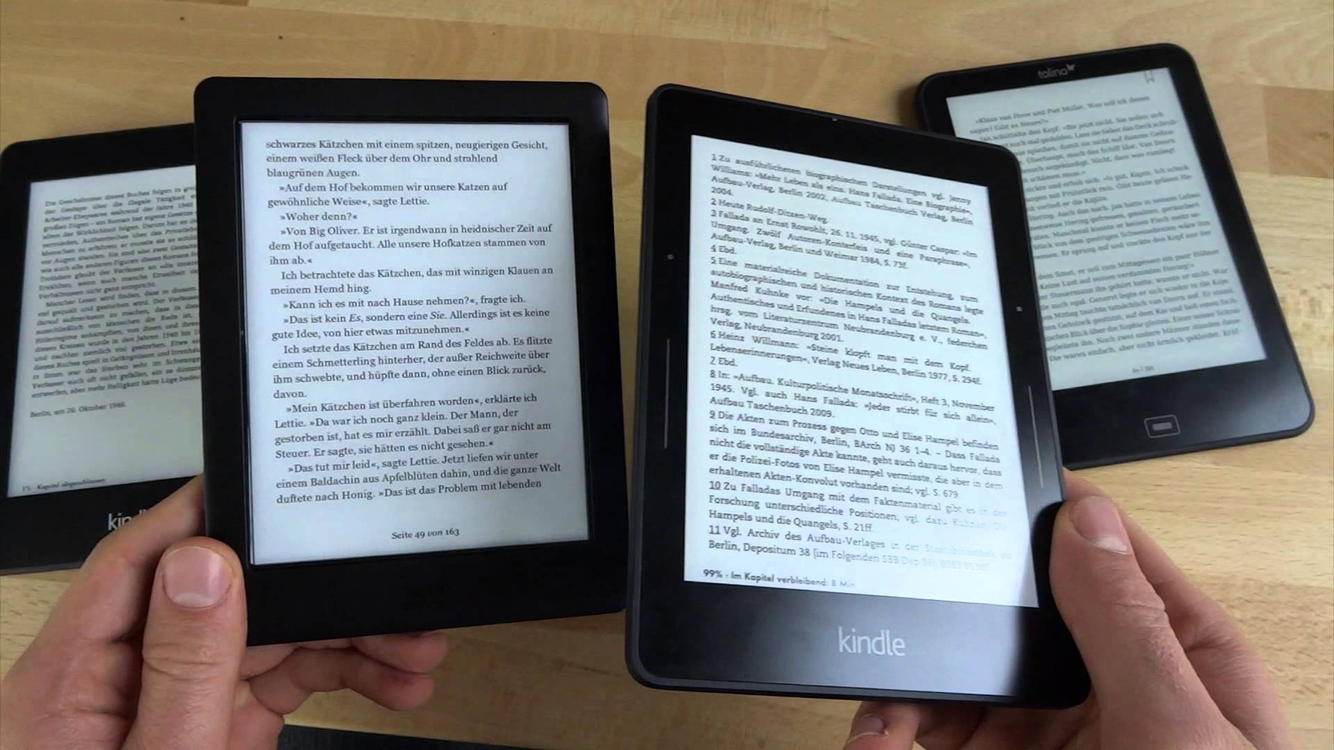 quale ebook reader comprare