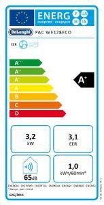 etichetta energetica condizionatore