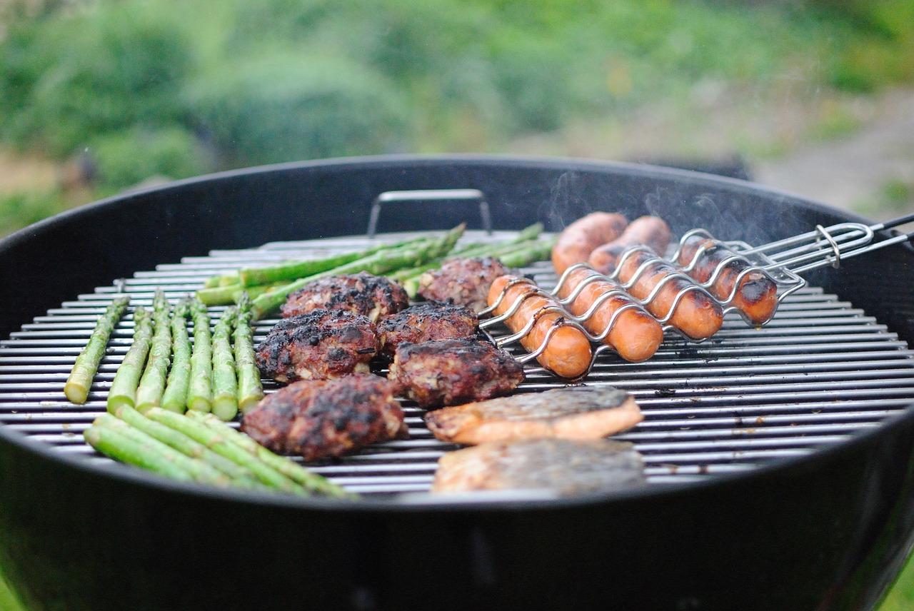 cucinare al barbecue