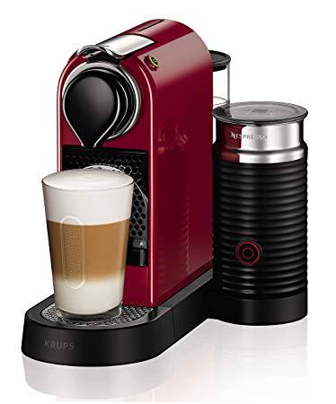 Krups Nespresso XN7605 Citiz & Milk