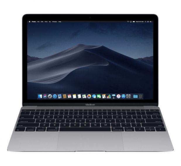 apple macbook 12'' (2017)