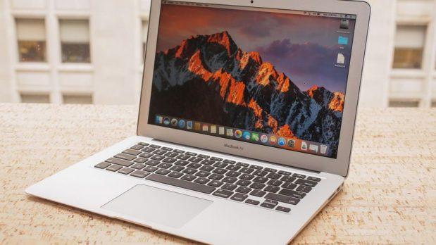 apple macbook air 13'' 2017