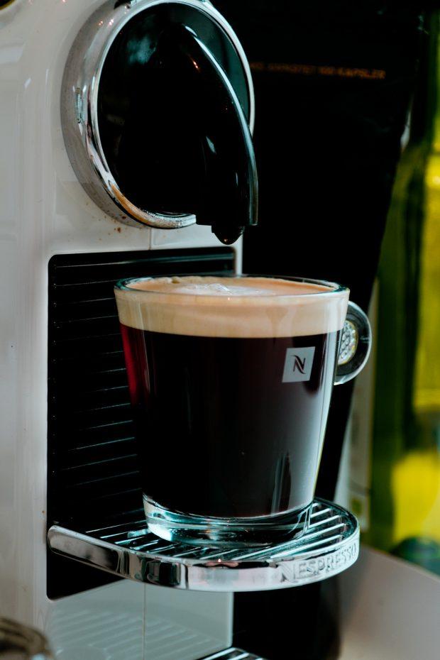 macchina da caffè nespresso